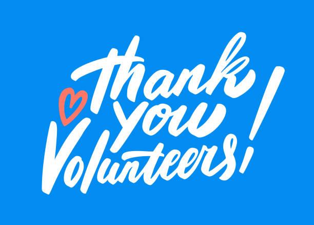 146 Thank You Volunteers Illustrations & Clip Art - iStock