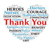 istock Thank you wordcloud heart for coronavirus covid-19 nurses and healthcare 1217033993