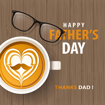 Thanks Dad Coffee