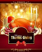 Thanks Giving Celebrations Background