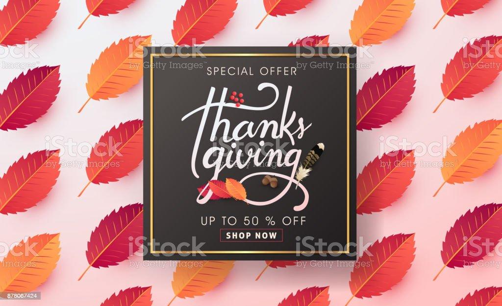 thanksgiving 05 vector art illustration