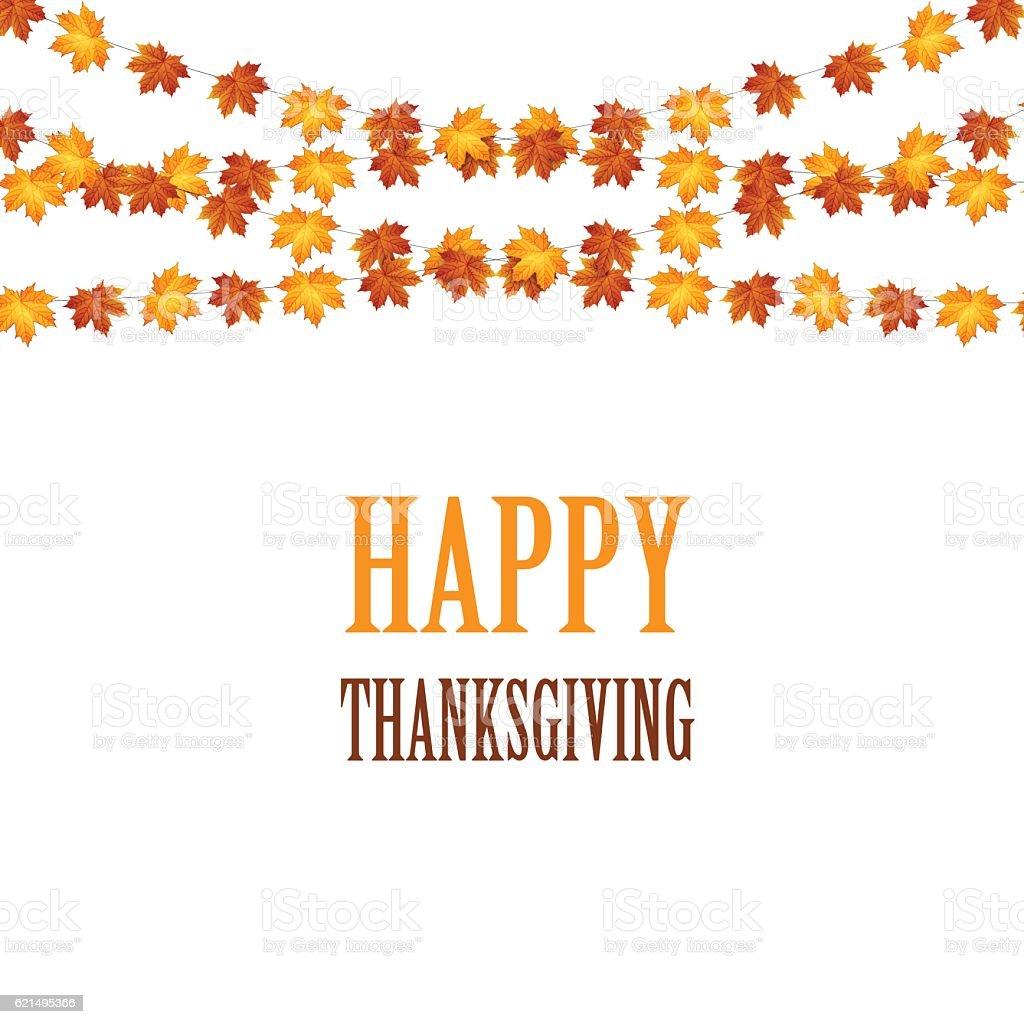 Thanksgiving background design with autumnal leaves. thanksgiving background design with autumnal leaves – cliparts vectoriels et plus d'images de automne libre de droits
