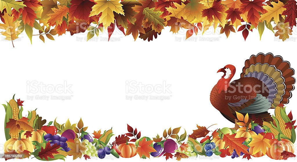 Thanksgiving Banner Part - 48: Thanksgiving Banner Royalty-free Thanksgiving Banner Stock Vector Art U0026amp;  More Images Of Apple