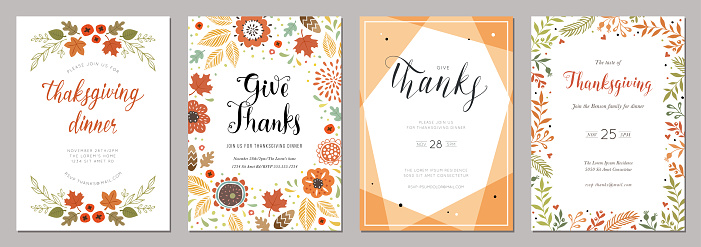 Thanksgiving Cards 06