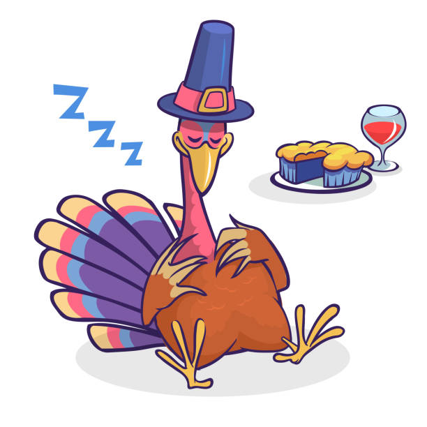 Best Turkey Fork Illustrations, Royalty-Free Vector ...