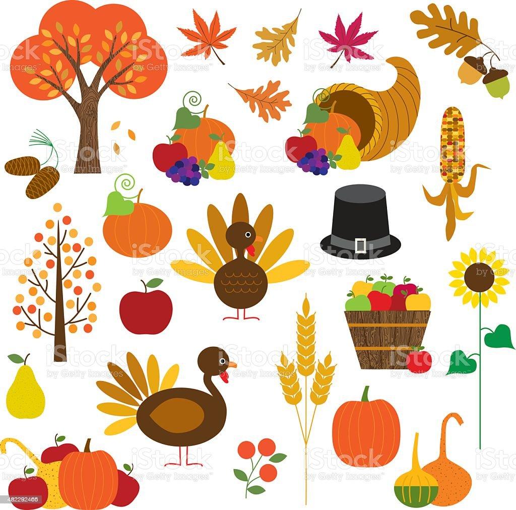 Giorno del Ringraziamento clipart giorno del ringraziamento clipart -  immagini vettoriali stock e altre immagini di 7d04a251cc0a