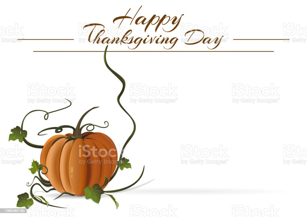 Thanksgiving Day Card Royalty Free Thanksgiving Day Card Stock Vector Art More Images