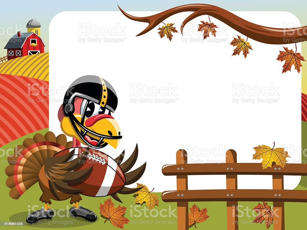 Football Turkey Png Clipart - Full Size Clipart (#5269784) - PinClipart