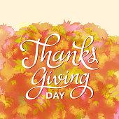 Thanksgiving Day Invitations