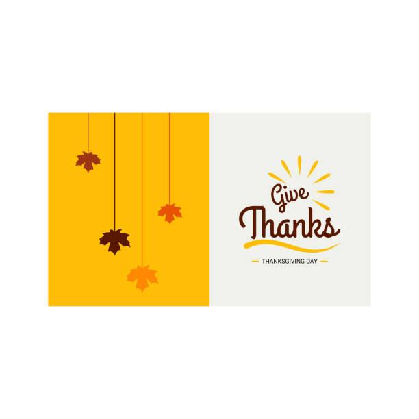 erntedankfest-poster. greeting card gelb und grau auf weißem hintergrund - flaschenkürbis stock-grafiken, -clipart, -cartoons und -symbole