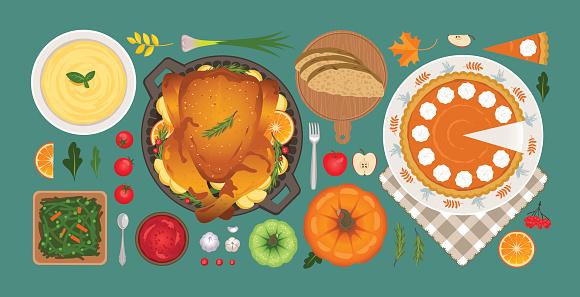 Thanksgiving Day treats