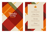 istock Thanksgiving Dinner Invitation Template. 1281454469