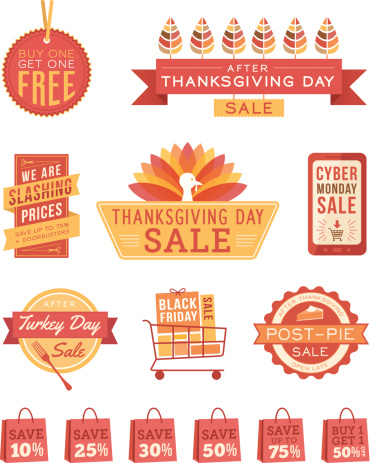 Thanksgiving Sale Banners