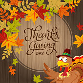 Turkey invite you to celebrate Thanksgiving Day with your family