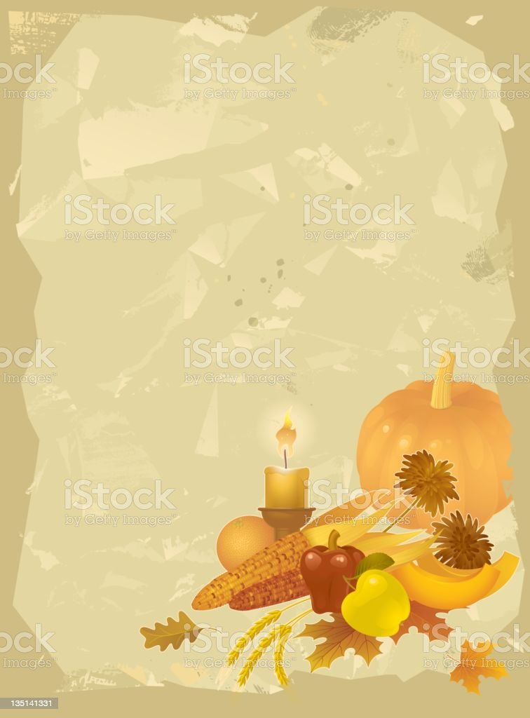Thanksgiving royalty-free thanksgiving stock vector art & more images of apple - fruit