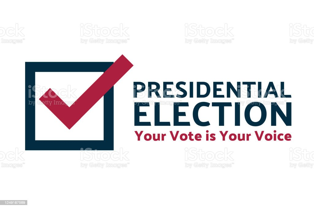 The 2020 United States Presidential Election Concept Template For Background Banner Card Poster With Text Inscription Vector Eps10 Illustration Stock Illustration Download Image Now Istock