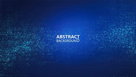 Vetores de O Fundo De Meiotom Abstrato Consiste Em Pontos Diferentes e mais imagens de Abstrato