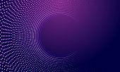istock The abstract halftone background 1300290844