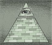 istock The All Seeing EYE 165727706
