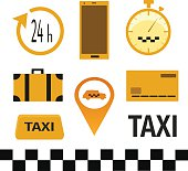 the attributes of a taxi