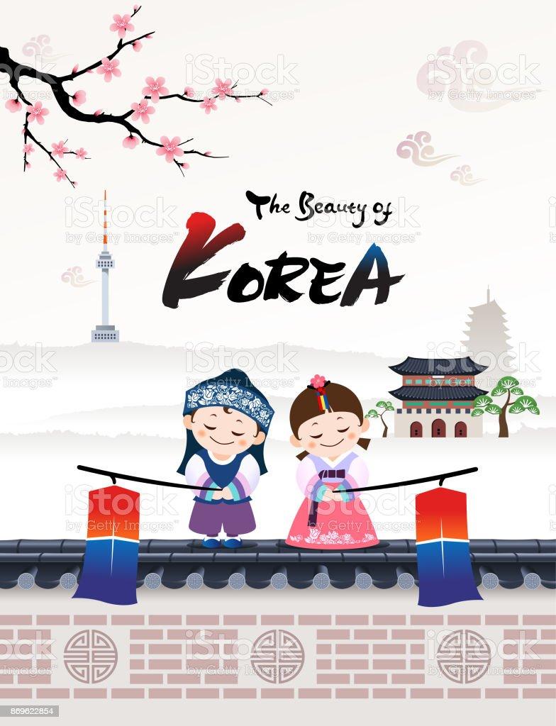 美しいの韓国 - nソウルタワーのベクターアート素材や画像を多数ご用意