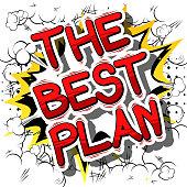 The Best Plan