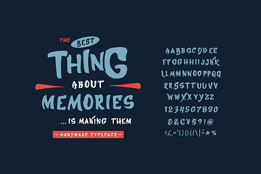 The best thing about memories