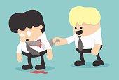 the betrayal partnership on business