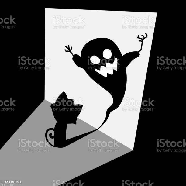 The black cat sits sadly in a dark room with only a small amount of vector id1184181901?b=1&k=6&m=1184181901&s=612x612&h=k3gtrnjci6wdffqi5v6gaiklsy8qweyosxiu4gnyr 4=