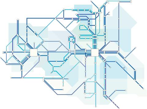 The Blue Line