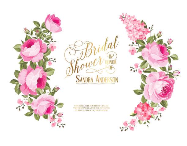 bridal shower clip art vector images illustrations