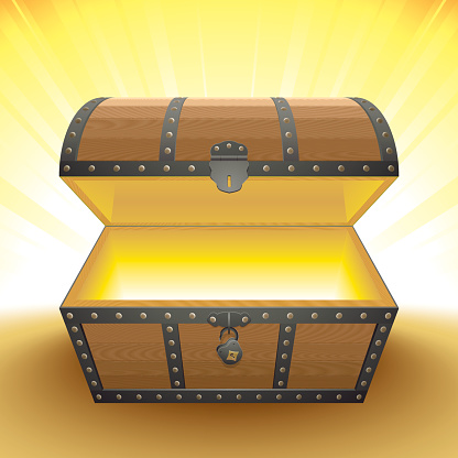the chest of light