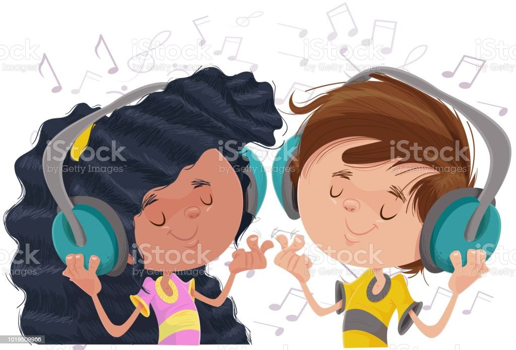The Children and music