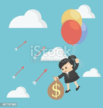 618516848istockphoto The concept of business losses 487787880