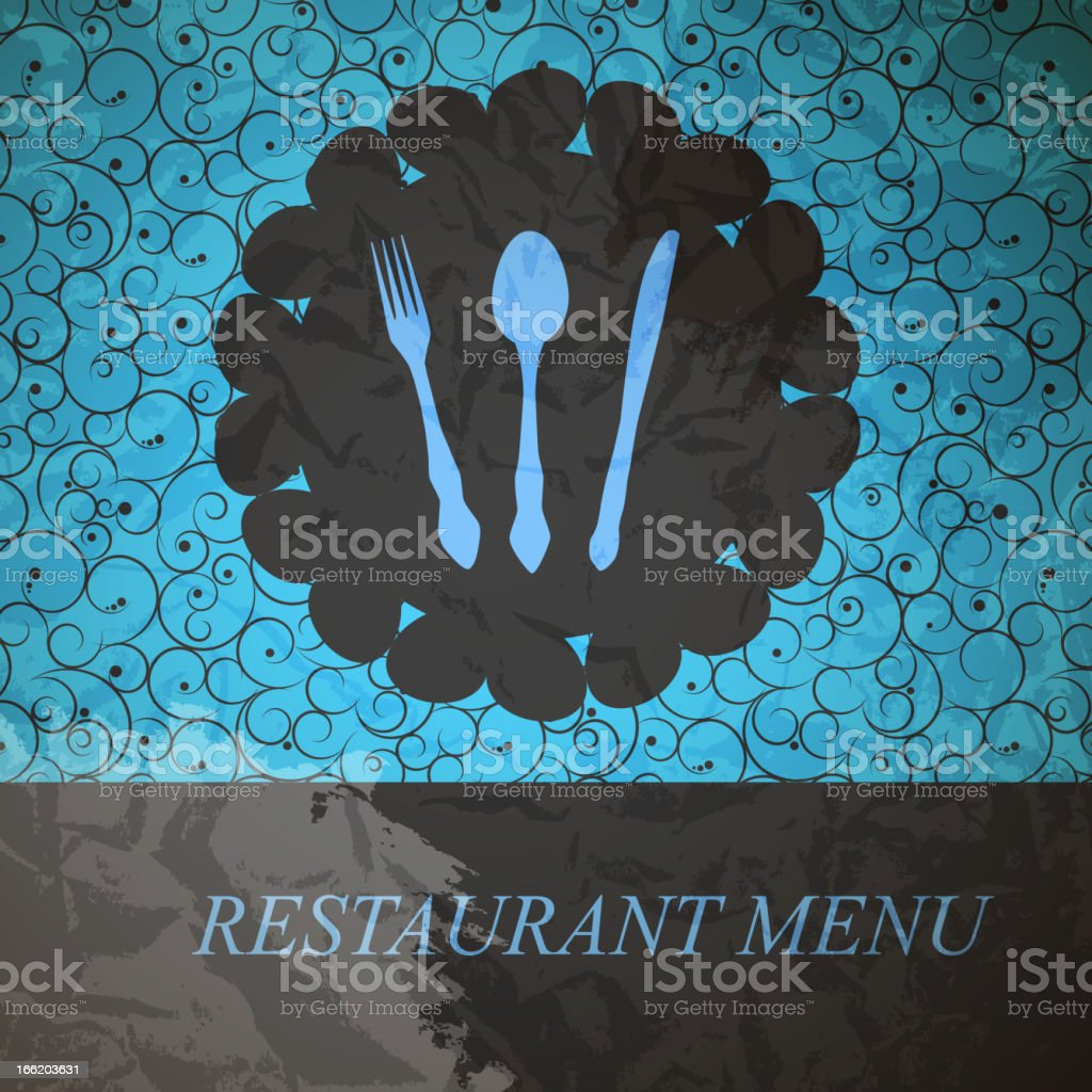 The concept of Restaurant menu. royalty-free the concept of restaurant menu stock vector art & more images of abstract