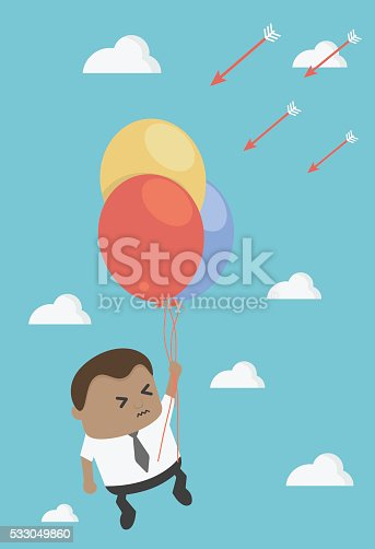 618516848istockphoto The concept of Young African business losses 533049860