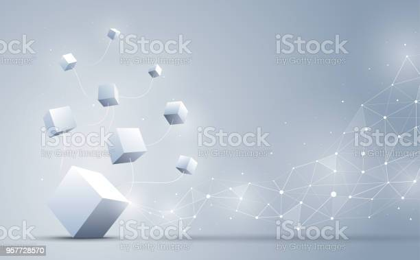 The connection cube with abstract geometric polygonal with connecting vector id957728570?b=1&k=6&m=957728570&s=612x612&h=fbkshyy6d 1bsjb6o8vyr3 kv8yp 300ykn6ez2vrjm=