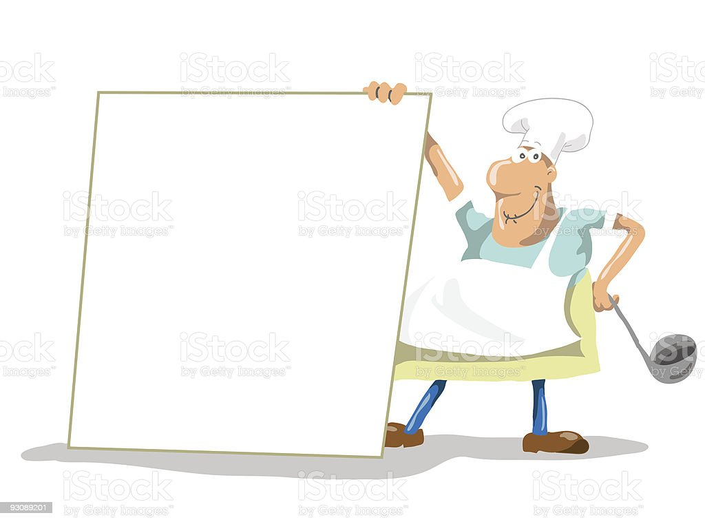 The cook shows  menu royalty-free the cook shows menu stock vector art & more images of cafe