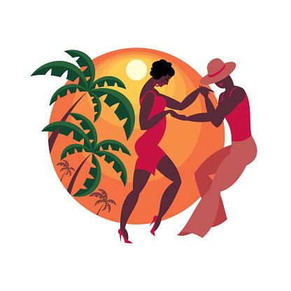 the dance salsa