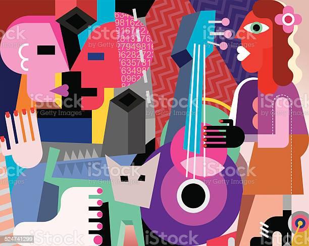 The dancing couple and woman playing guitar vector id524741299?b=1&k=6&m=524741299&s=612x612&h=qspw8x3o7po6fqbbqfetereelo16j3hnwi1vu7xmtuq=