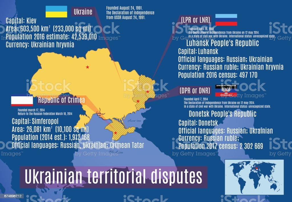 Ukraine With Information On Russian