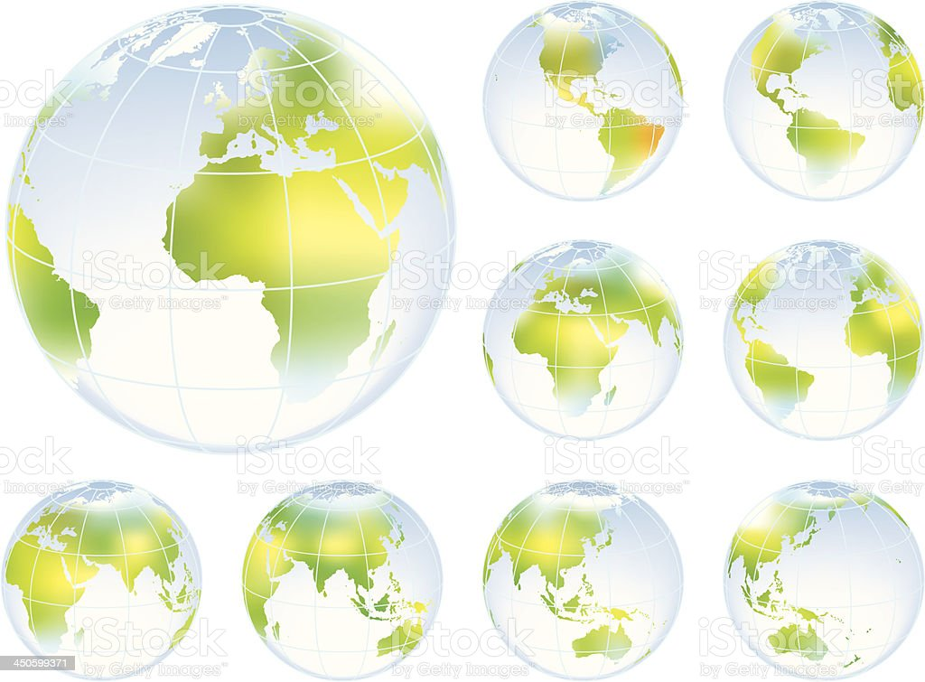 The Earth royalty-free the earth stock vector art & more images of abstract