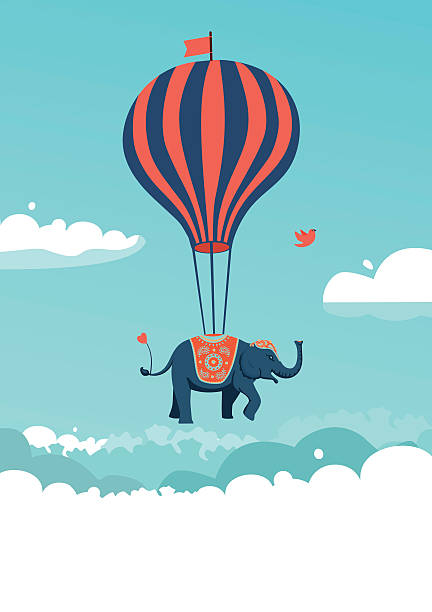 Top 60 Circus Elephant Clip Art, Vector Graphics and ...