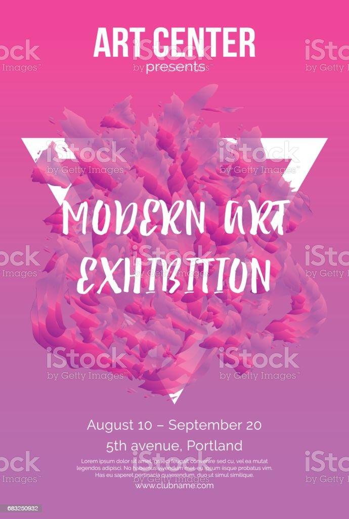 展覽藝術心魔, 免版稅 展覽藝術心魔 向量插圖及更多 三角形 圖片