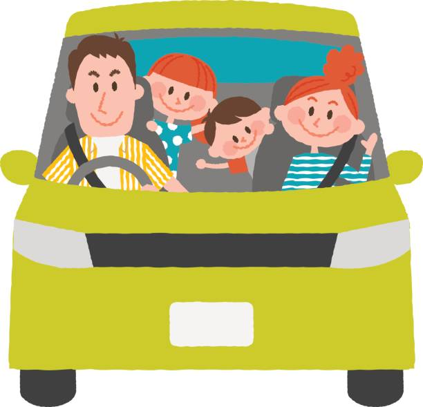 Best Japanese Family Car Illustrations, Royalty-Free ...Family Car Clipart