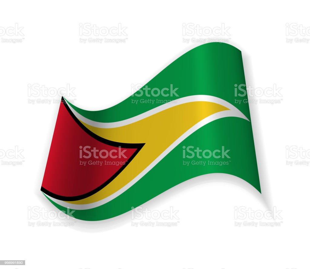 ガイアナ協同共和国の旗 - アイコンのベクターアート素材や画像を多数 ...
