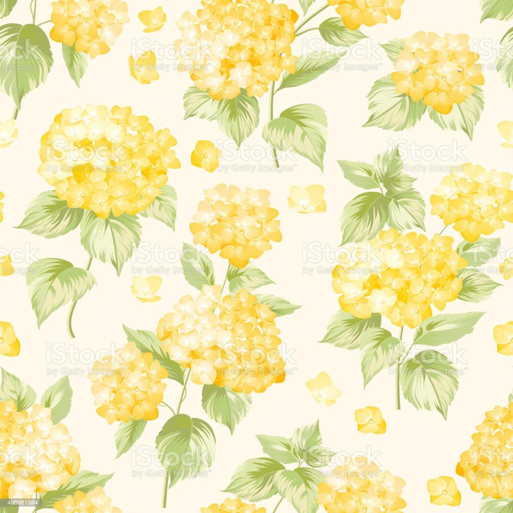 El patrón de flor - ilustración de arte vectorial