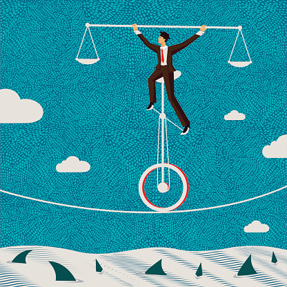 The fragile balance of business