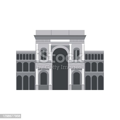 Vector Flat Illustration EPS
