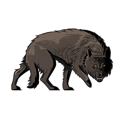 the Giant wolf from Norse myth